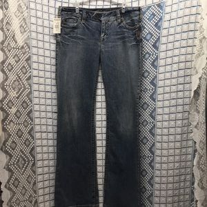 Silver jeans tall bootcut